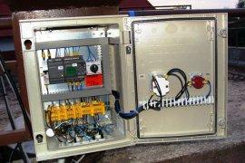 Wykonanie szaf sterowniczych, oprogramowanie oraz rozruch Oczyszczalni SZCZUTOWO