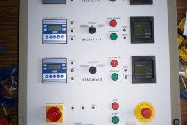 Wykonanie automatyki stacji demineralizacji wody w Zakładach Tłuszczowych w Kruszwicy