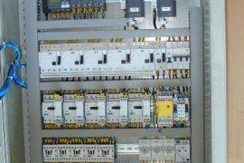 Projekt wykonawczy i remont sterowania filtra workowego