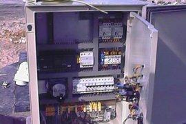 Wykonanie układu sterowania pompowni ścieków na obiekcie LIDL