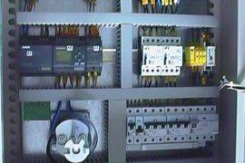 Wykonanie układu sterowania pompami ścieków na obiekcie HANDPLAST